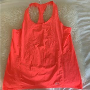 Under Armour Hot Pink Tank!